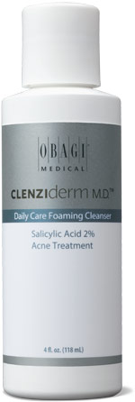 CLENZIderm Foaming Clenser