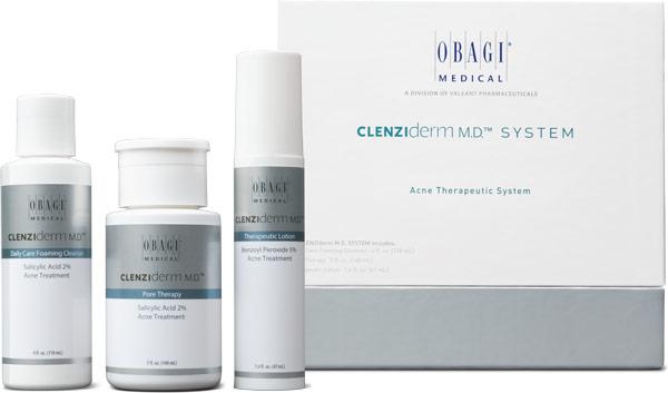 CLENZIderm System